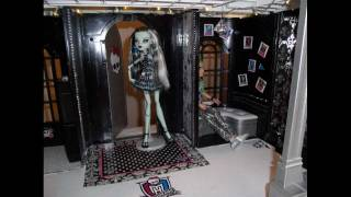 Monster High Custom School Doll House Monster High School Playset! More For Sale This Season!