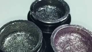 Обзор цветных гелей с блёстками Disco от ТМ Sisters