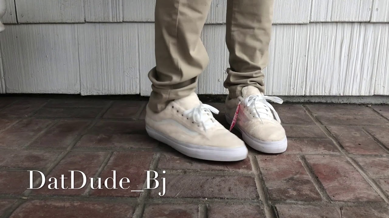 0254d164b88 Vans Sherpa On Feet Review (Old Skool   Slip ons) - YouTube