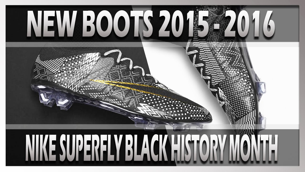 nike new boots 2016