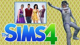 Space Enthusiasm | Let's Play The Sims 4 | Ep. 3