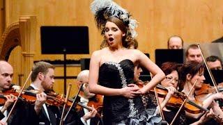 """Patricia JANEČKOVÁ: """"Mein Herr Marquis"""" (Johann Strauss II - Die Fledermaus)"""