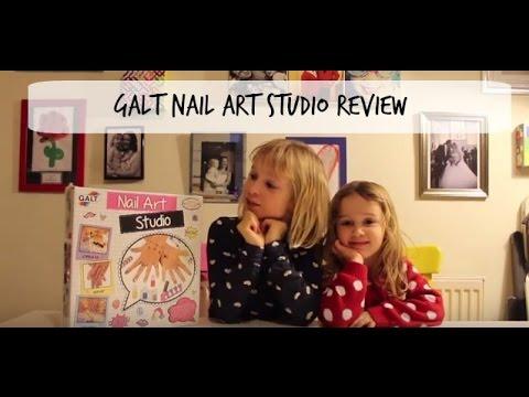 Galt Nail Art Studio Review Youtube