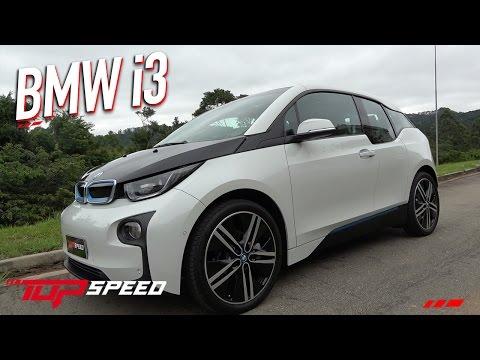 Avaliação BMW i3 | Carro Elétrico | Canal Top Speed