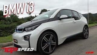 Avaliação BMW i3   Carro Elétrico   Canal Top Speed
