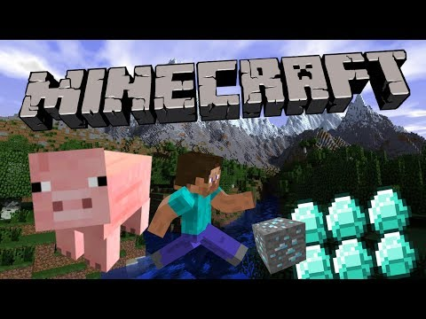 Mining With Zinc, Minecraft Stream, GOTTA GET THOSE DIAMONDS!!!!