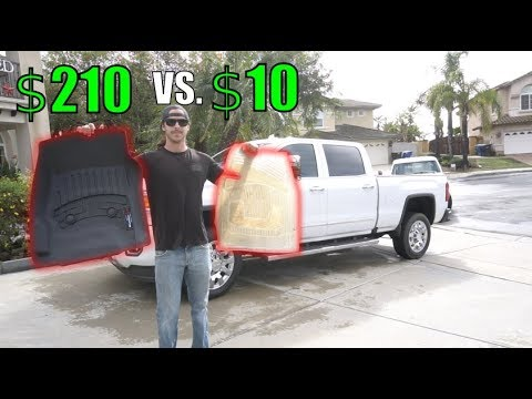 ARE WEATHERTECH FLOOR MATS WORTH THE MONEY?