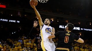 Warriors Down Cavs 132-113 in Game 2