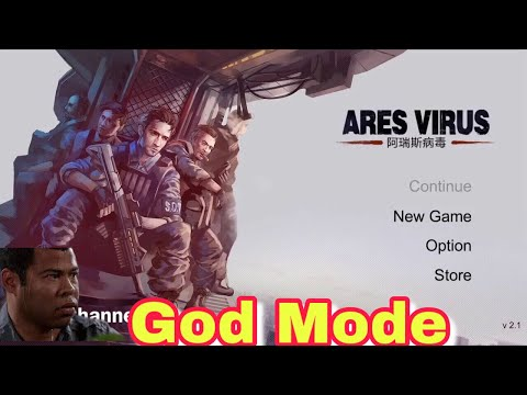 Ares Virus 2019 (P1) -God Mode-No More Hunger-Infinite Stamina-Items Won't Break-Infinite Ammo