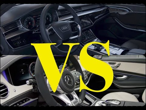 Zukunftsaussicht: Audi S8 (2018) Details/Erklärung