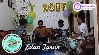 Edan Turun ( Dangdut Akustik Cover Live by POLLMAERE )