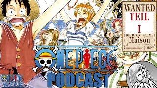 One Piece Podcast Teil 1 - Die East Blue Saga