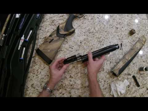 Beretta A400 Xtreme Unico Optifade Disassembly
