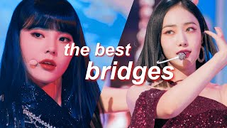 my favorite female bridges in kpop