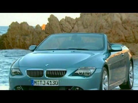 Test Bmw 645 Ci Cabrio Motorvision Fahrbericht über Das Bmw 6er