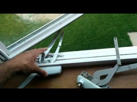 Milgard Window Operator Replacement