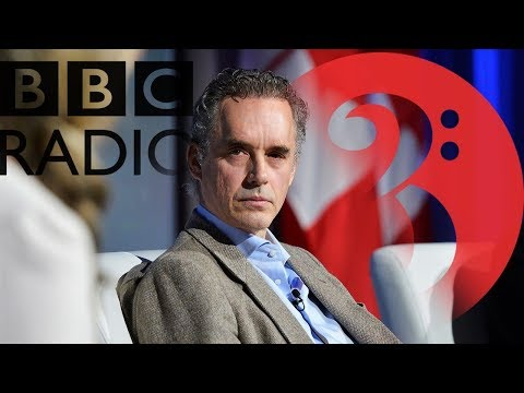 Jordan Peterson is interviewed by Philip Dodd on BBC Radio 3