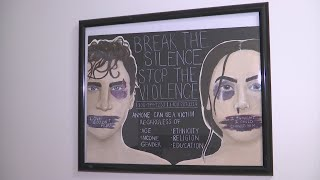 Rockford Police hold art contest for domestic violence awareness