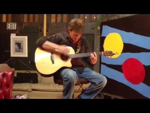 John Colson at Paul Henry's