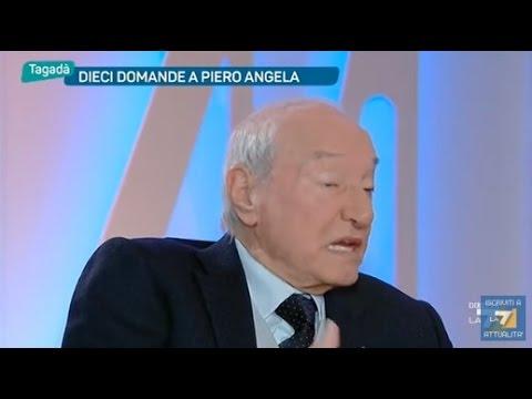 Piero Angela: 'Il tempo non mi ha tolto niente'