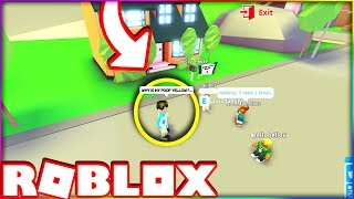 IF ROBLOX HAD VOICE CHAT (ADOPT A KID) ROBLOX