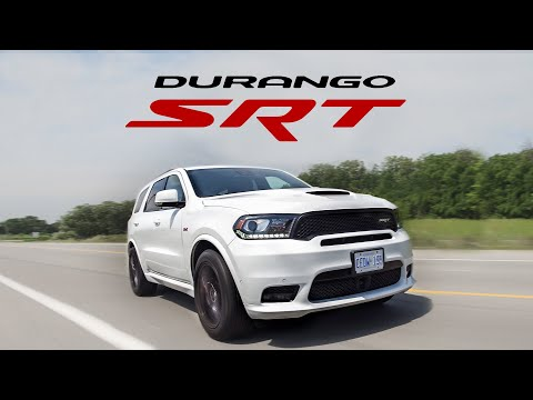 2018 Dodge Durango SRT Review - Big and Loud