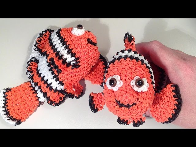 free patern Nemo - by Plektologio- amigurumi Nemo   Disney crochet ...   480x640