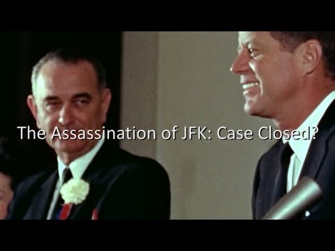 The Assassination of JFK   Case Closed