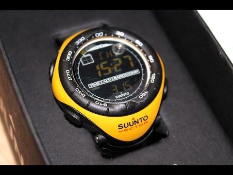c8c7ff39d014 Suunto Vector SS010600610 - review by DiscountShop.com - YouTube