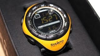 suunto Vector Watch Review