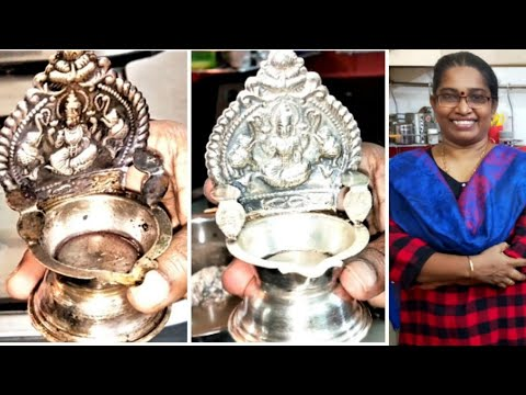 How to Clean Silver Items At Home in tamil | Easy Way to Clean Silver Items at Home in tamil