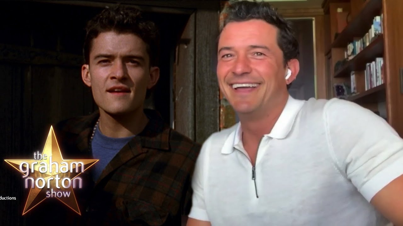 Orlando Bloom Was In Midsomer Murders Before He Went To Film Lord Of The Rings | Graham Norton Show