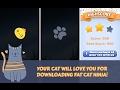 APP fat cat ninja - game for cats