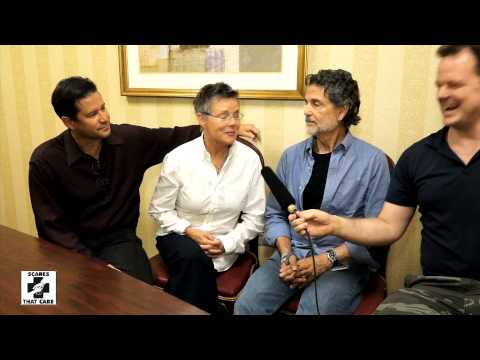 Fright Night Cast   Scares That Care Weekend 2014