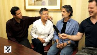 Fright night cast interview - scares that care weekend 2014