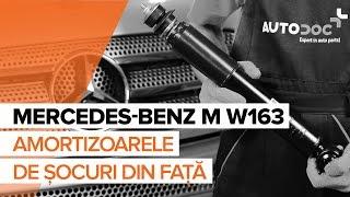 Urmăriți ghidul nostru video despre depanarea Telescoape MERCEDES-BENZ