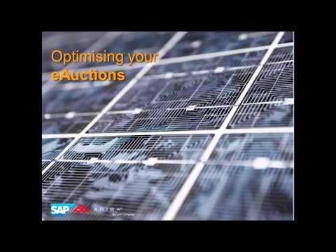 SAP/Ariba eAuctions