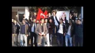 ''BDP'li Vekile Tepki ve Polise Destek'' Basın Açıklaması - Sakarya Alperen Ocakları