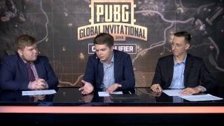 PUBG Global Invitational CIS Closed Qual Day 8