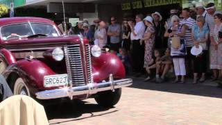 Parade : Art Deco Weekend 2013 : Napier : New Zealand