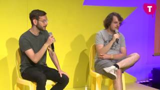 Space Frogs – AMA (TINCON Berlin 2017)