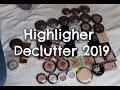 Highlighter Declutter 2019