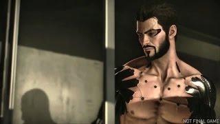 17 Minutes of Deus Ex Mankind Divided Gameplay