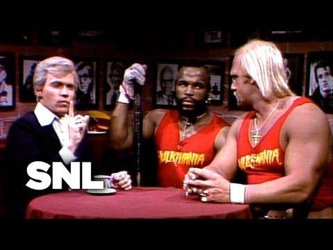 Fernando: Hulk Hogan and Mr. T - Saturday Night Live