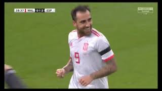 Download Video Wales vs Spain Full Highlights MP3 3GP MP4