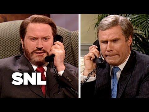 Cold Opening: Al Gore - Saturday Night Live