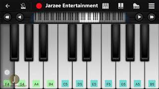 Kaise Mujhe Tum Mil Gayi (Ghajini) - Easy Mobile Perfect Piano Tutorial | Jarzee Entertainment