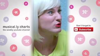 BartBaker MUSICAL.LY COMPILATION ❤️💛💚 BEST OF 2017