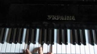 Carla's Dreams-Sub Pielea Mea - #EROINA ВИДЕОУРОК ПО ФОРТЕПИАНО