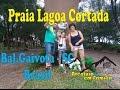 Praia Lagoa Cortada - Balneário Gaivota - Santa Catarina - Brasil Aventura em Família #05
